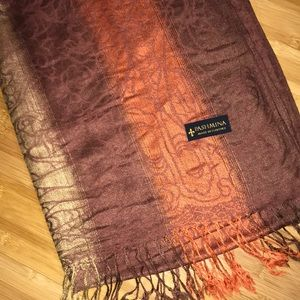 Pashmina Cashmere Scarf ✨ Made in Florence 🇮🇹